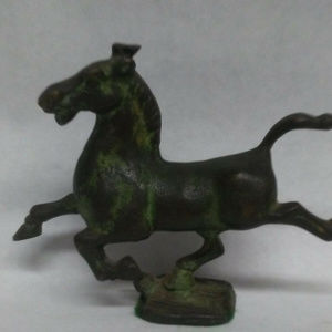 Vintage Flying Horse Wall Art - Many Vintage Items in my closet